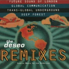 The Deseo Remixes - Jon Anderson