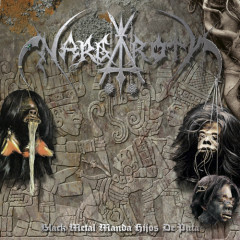 Black Metal Manda Hijos De Puta - Nargaroth