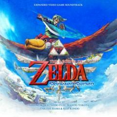 The Legend of Zelda - Skyward Sword - Expanded Soundtrack CD17