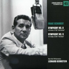Franz Schubert – Symphonies No 8 & No 9 - Leonard Bernstein,New York Philharmonic