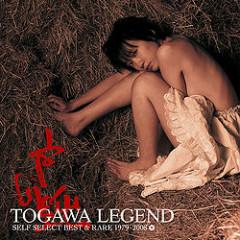 TOGAWA LEGEND Self Select Best & Rare 1979-2008 (CD3)