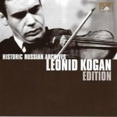 Historic Russian Archives (CD 4) - Leonid Kogan