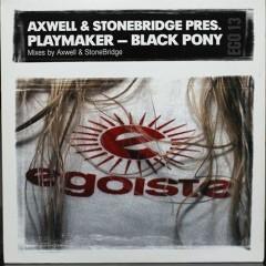 Black Pony (Vinyl)