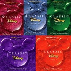 Classic Disney - 60 Years Of Musical Magic (CD3)(Pt.2)
