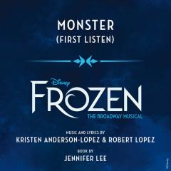"""Monster (The Broadway Musical"""" / First Listen OST)"""