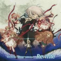 Rewrite - Psychic Lover