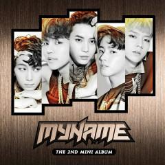 MyName 2nd Mini Album - MYNAME