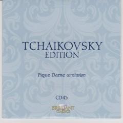 Tchaikovsky Edition CD 45