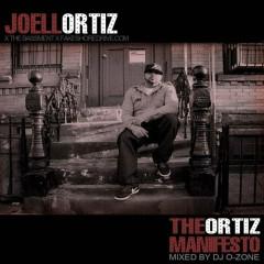 The Ortiz Manifesto - Joell Ortiz