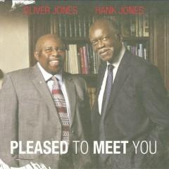 Pleased To Meet You - Hank Jones