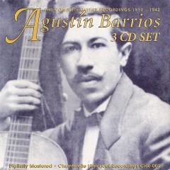 Agustín Barrios CD3 - Agustín Barrios