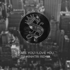 I Love You I Hate You (DJ Minh Trí) - DJ Minh Trí
