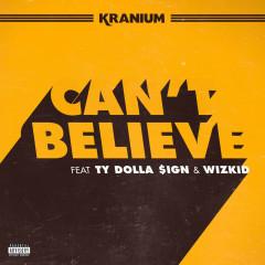 Can't Believe (Single)