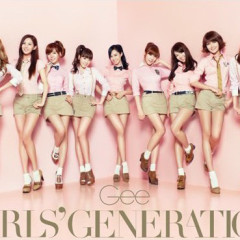Gee (Japanese Version)