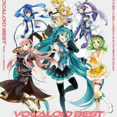 VOCALOID BEST from Nico Nico Douga (Red)