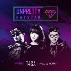 Unprettty Rapstar Track 4
