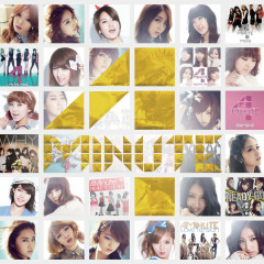 Best Of 4Minute (Japanese) - 4MINUTE