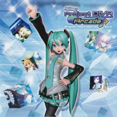 Project DIVA Arcade Original Song Collection Vol 2