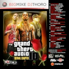 Grand Theft Audio 10 (CD1)