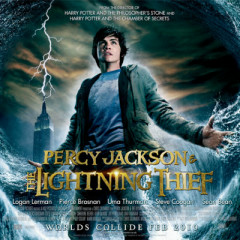 Percy Jackson And The Lightening Thief OST - Pt.1