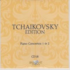 Tchaikovsky Edition CD 18