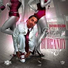 Rhythm & Burgandy - Ice Burgandy