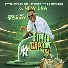 Fitted Cap Low 64 (CD1)