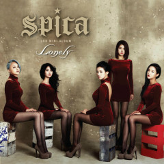 Lonely 2nd Mini Album - Spica