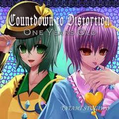 Countdown to Distortion ~One Years Old~ - TATAMI Stugiwo