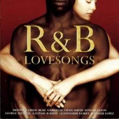 R&B Love Songs (CD6)