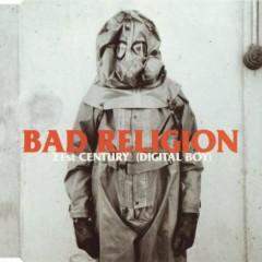21st Century (Digital Boy) (CDS) - Bad Religion