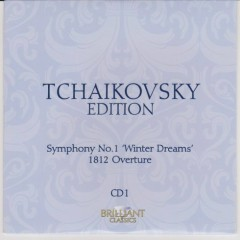 Tchaikovsky Edition CD 1