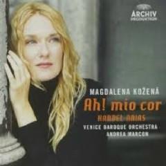 Ah! Mio Cor Handel - Arias - Andrea Marcon, Magdalena Kozena