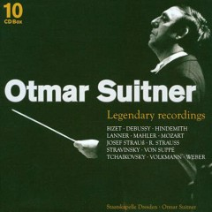 Suitner conducts Hindemith, Stravinsky, Debussy (CD10)