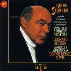 Dvorak Schumann Cello Concertos