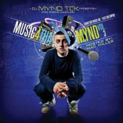 Music 4 Tha Mynd Vol. 3 Hosted (CD1) - Mac Miller