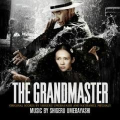 The Grandmaster / Yi Dai Zong Shi OST - Shigeru Umebayashi,Nathaniel Mechaly