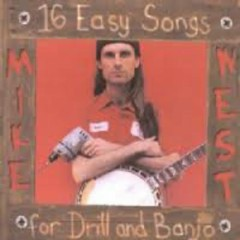 16 Easy Songs For Drill And Banjo