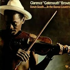 Down South In The Bayou Country - Clarence 'Gatemouth' Brown