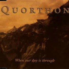 When Our Day Is Through (EP) - Quorthon