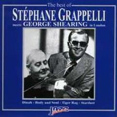 Stephane Grappelli Meets George Shearing In London