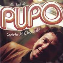 Gelato Al Cioccolato ~ The Best Of Pupo CD1 - Pupo