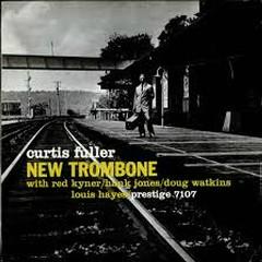 New Trombone - Curtis Fuller