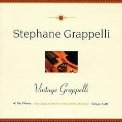 Vintage Grappelli (CD 2) - Stephanie Grappelli