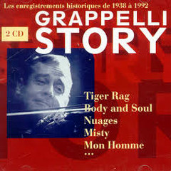 Grappelli Story (CD 1) (Part 2) - Stephanie Grappelli