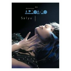 Salyu 10th Anniversary concert 'ariga10' CD