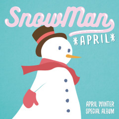 APRIL Winter Special Album 'Snowman' - April