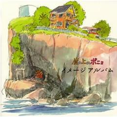 Ponyo On The Cliff By The Sea Image Album - Joe Hisaishi