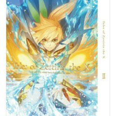Tales of Zestiria the X Blu-ray BOX II Original Soundtrack 2 CD1