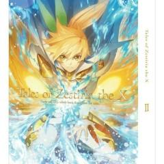 Tales of Zestiria the X Blu-ray BOX II Original Soundtrack 2 CD1